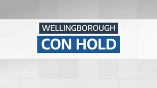 Result: Conservative hold - Wellingborough