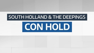 Result: Conservative hold - South Holland & the Deepings