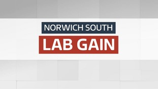 Result: Labour gain - Norwich South