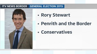 Conservatives hold their seat in Penrith and the Border