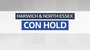 Result: Conservative hold - Harwich & Essex North