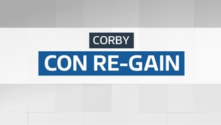 Result: Conservative re-gain - Corby