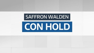 Result: Conservative hold - Saffron Walden
