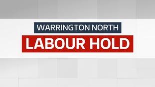 Warrington North - Labour Hold