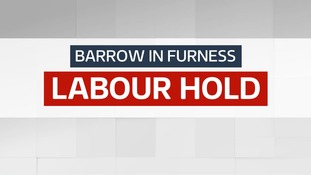 Barrow in Furness - Labour Hold