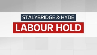 Stalybridge and Hyde - Labour Hold