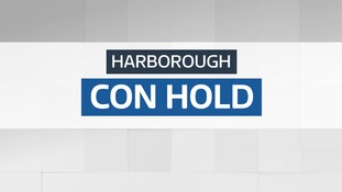 Result: Conservative hold - Harborough