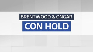 Result: Conservative - Brentwood & Ongar