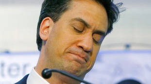 Ed Miliband set to resign.