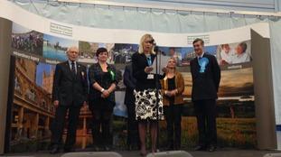 North East Somerset result