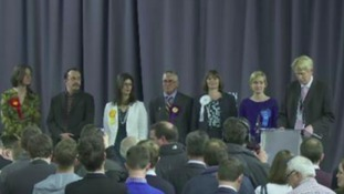 Oxford & Abingdon West General Election declaration
