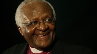 Archbishop Desmond Tutu praised Rowan Williams