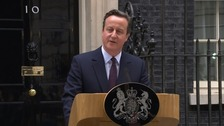 Prime Minster David Cameron