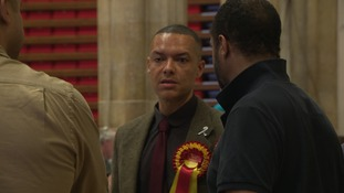 Clive Lewis won the seat in Norwich South, but it was a tough night for his party.