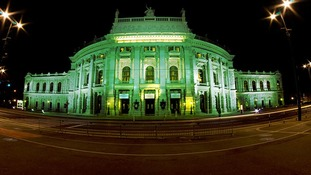 City Hall in Vienna, Austra