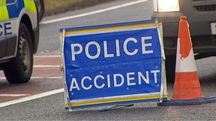 The accident happened on the A37 north of Grimstone