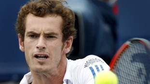British number on tennis player Andy Murray.
