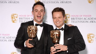 ITV shows triumph at Bafta TV Awards 2015