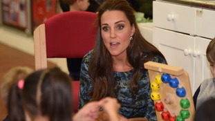 The Duchess of Cambridge has lent her support to Children's Hospice Week