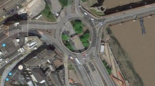 Old Green Roundabout