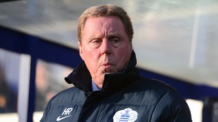 Harry Redknapp blames QPR relegation on lack of quality after spending four times more than Burnley