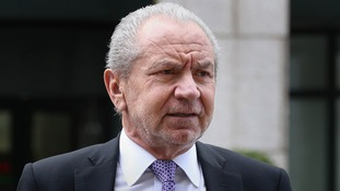 Lord Sugar quits Labour over 'negative' business policies