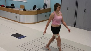 Gait study: The only sway is Essex