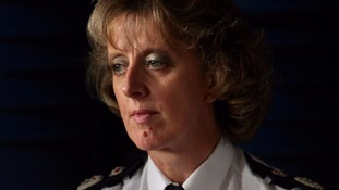 Police boss admits showing 'frustration'