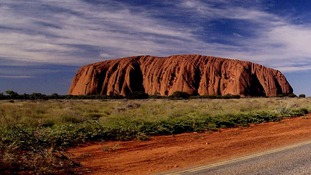 Galloway joins Ayers Rock in UNESCO status