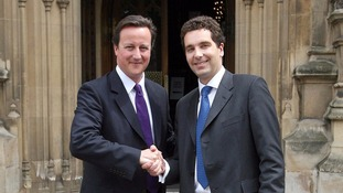 Edward Timpson was first elected in 2008
