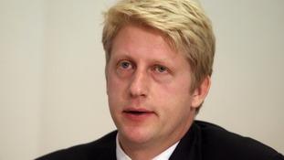 Jo Johnson is the brother of London Mayor Boris Johnson