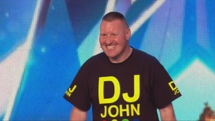 New BGT star DJ John: 'There's nothing I can't do'