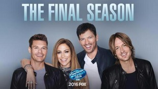 American Idol singing talent show to end in 2016