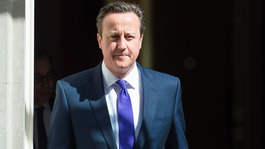 David Cameron unveils first all-Tory Cabinet in 18 years