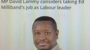 Newspaper mistakes Labour MP for a former President of Sierra Leone