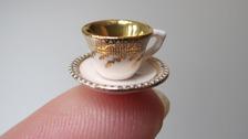 Miniatura jubilee tea-set