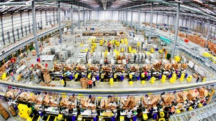 Amazon to create 500 jobs in Dunstable