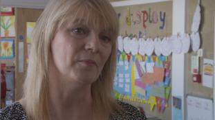 Dr Sue Evans, Powys Teaching Health Board
