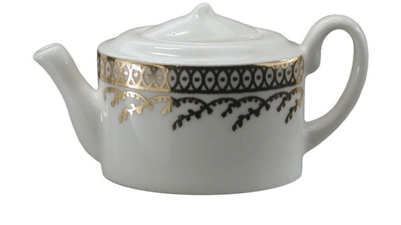 Miniature tea pot