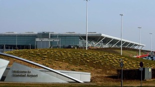 Stansted Airport has had its best year in 7 years