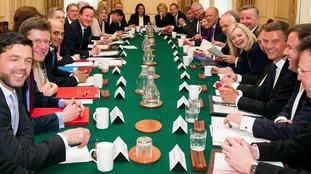 Cabinet 120515