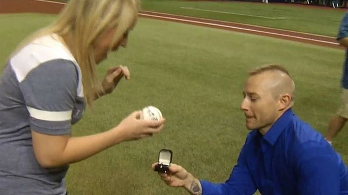 Video: Paramedic Proposes To Woman He Saved Following Horrific Knife Attack 3