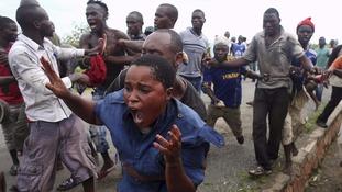 Burundi President 'dismissed' after weeks of unrest
