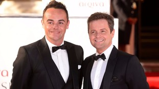 Ant and Dec join Prince Charles at charity event