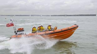 RNLI Calshot Lifeboat
