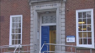 Kent Police hq