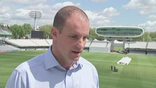 Video: Andrew Strauss denies Alastair Cook influenced Kevin Pietersen decision