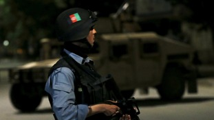 British citizen among 14 killed in Afghanistan guesthouse siege