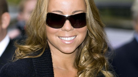 Singer, Mariah Carey
