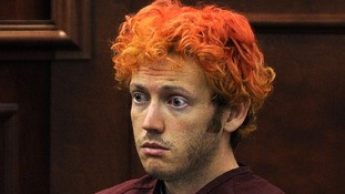 Colorado massacre suspect appears in court
